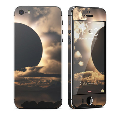 Apple iPhone 5S Skin - Moon Shadow