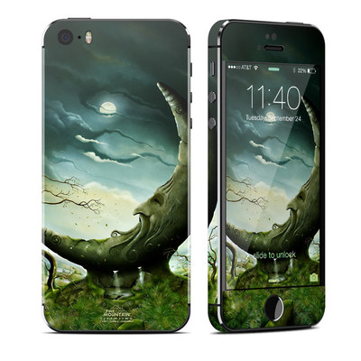 Apple iPhone 5S Skin - Moon Stone
