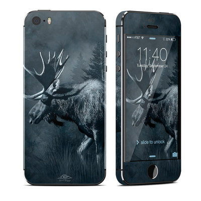 Apple iPhone 5S Skin - Moose