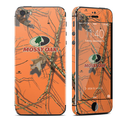 Apple iPhone 5S Skin - Break-Up Lifestyles Autumn