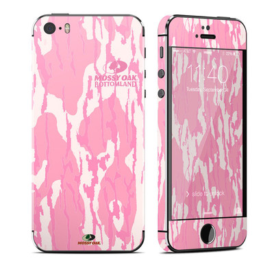 Apple iPhone 5S Skin - New Bottomland Pink