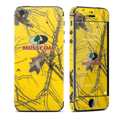 Apple iPhone 5S Skin - Break-Up Lifestyles Cornstalk
