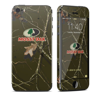 Apple iPhone 5S Skin - Break-Up Lifestyles Dirt