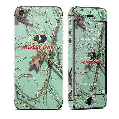 Apple iPhone 5S Skin - Break-Up Lifestyles Equinox
