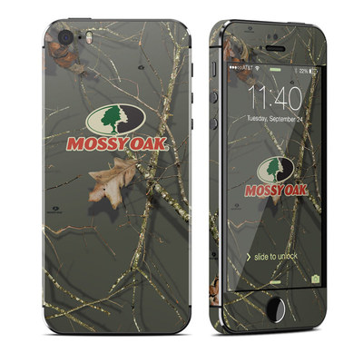 Apple iPhone 5S Skin - Break-Up Lifestyles Evergreen