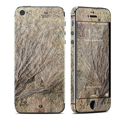 Apple iPhone 5S Skin - Brush