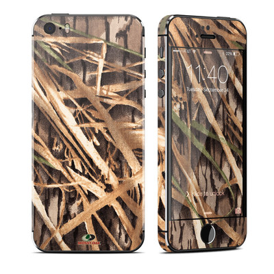 Apple iPhone 5S Skin - Shadow Grass