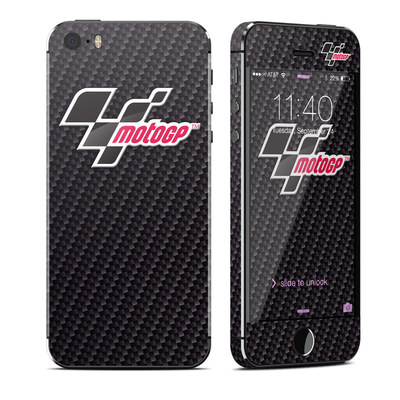 Apple iPhone 5S Skin - MotoGP Carbon Logo