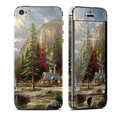 Apple iPhone 5S Skin - Mountain Majesty