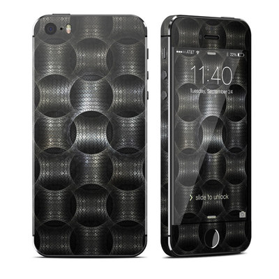 Apple iPhone 5S Skin - Metallic Weave