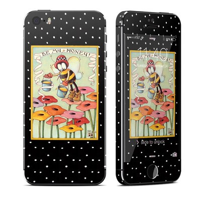 Apple iPhone 5S Skin - Be My Honey