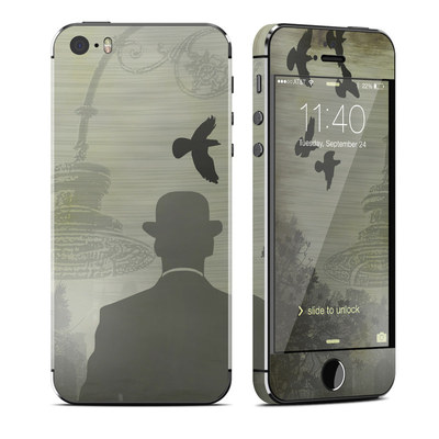 Apple iPhone 5S Skin - Mystery