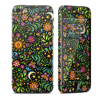 Apple iPhone 5S Skin - Nature Ditzy