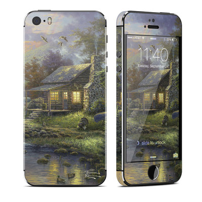 Apple iPhone 5S Skin - Natures Paradise