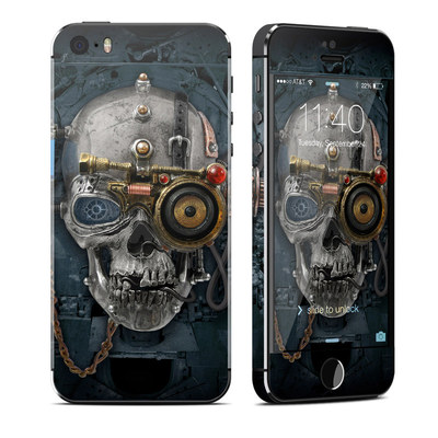 Apple iPhone 5S Skin - Necronaut