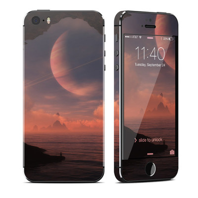 Apple iPhone 5S Skin - New Dawn