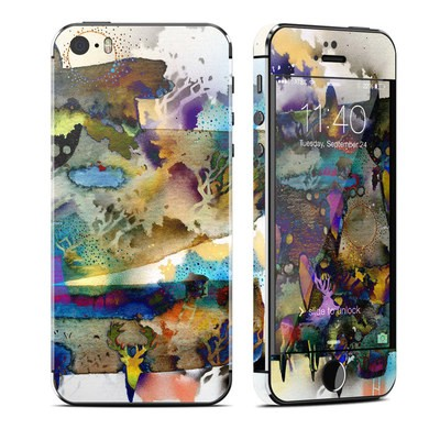 Apple iPhone 5S Skin - New Day