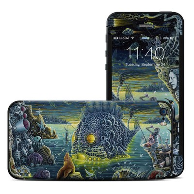 Apple iPhone 5S Skin - Night Trawlers