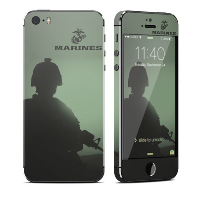 Apple iPhone 5S Skin - Night Vision