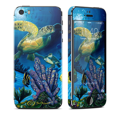 Apple iPhone 5S Skin - Ocean Fest