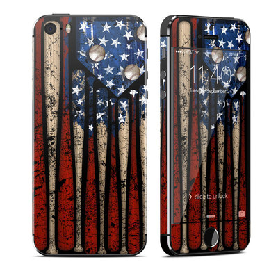 Apple iPhone 5S Skin - Old Glory