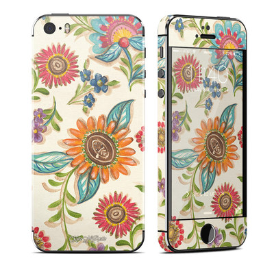 Apple iPhone 5S Skin - Olivia's Garden