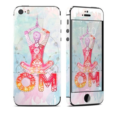 Apple iPhone 5S Skin - Om Spirit