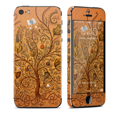 Apple iPhone 5S Skin - Orchestra