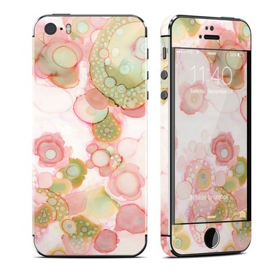 Apple iPhone 5S Skin - Organic In Pink