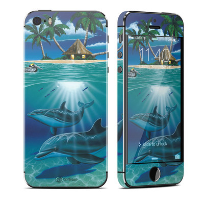 Apple iPhone 5S Skin - Ocean Serenity