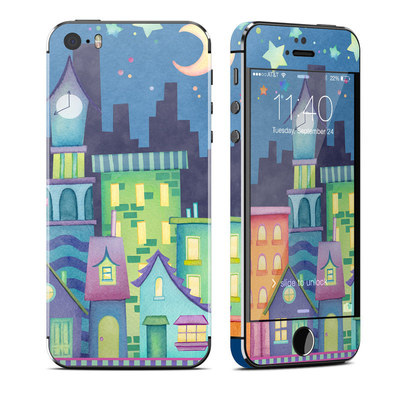 Apple iPhone 5S Skin - Our Town
