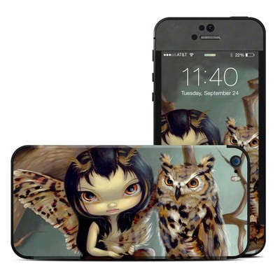 Apple iPhone 5S Skin - Owlyn