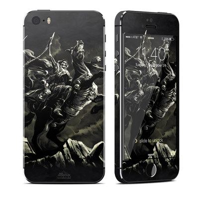 Apple iPhone 5S Skin - Pale Horse