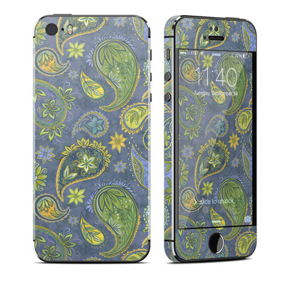 Apple iPhone 5S Skin - Pallavi Paisley