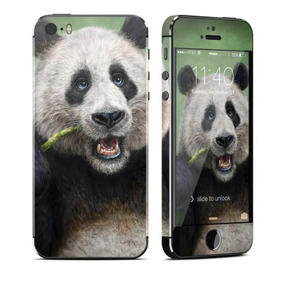 Apple iPhone 5S Skin - Panda Totem
