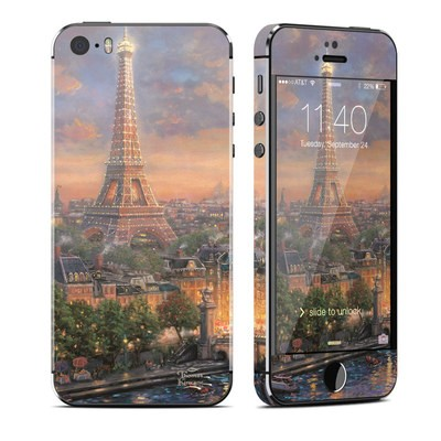 Apple iPhone 5S Skin - Paris City of Love