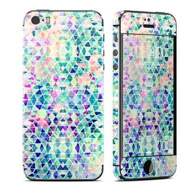 Apple iPhone 5S Skin - Pastel Triangle
