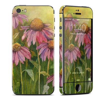 Apple iPhone 5S Skin - Prairie Coneflower