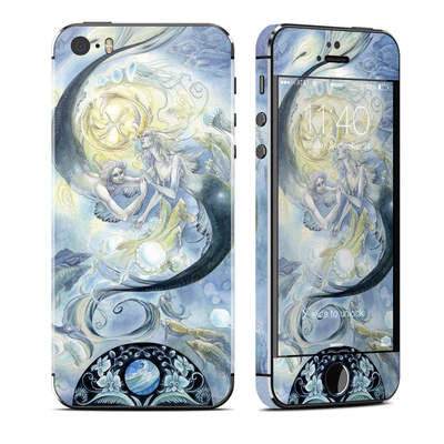 Apple iPhone 5S Skin - Pisces