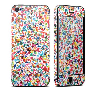 Apple iPhone 5S Skin - Plastic Playground