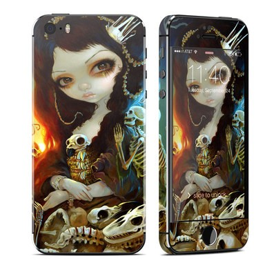 Apple iPhone 5S Skin - Princess of Bones