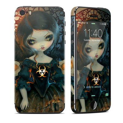 Apple iPhone 5S Skin - Pestilence