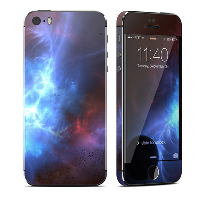 Apple iPhone 5S Skin - Pulsar