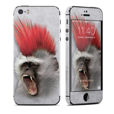 Apple iPhone 5S Skin - Punky