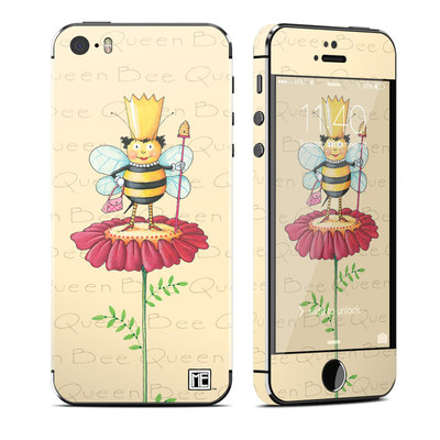 Apple iPhone 5S Skin - Queen Bee