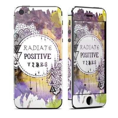 Apple iPhone 5S Skin - Radiate