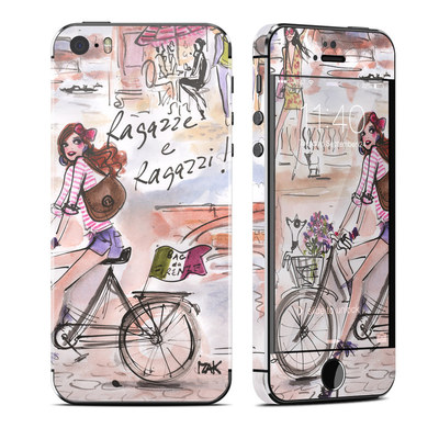 Apple iPhone 5S Skin - Ragazze e Ragazzi