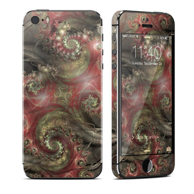 Apple iPhone 5S Skin - Reaching Out