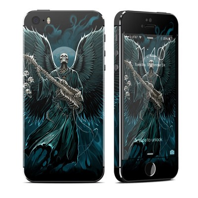 Apple iPhone 5S Skin - Reaper's Tune