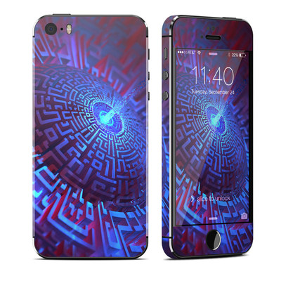 Apple iPhone 5S Skin - Receptor